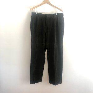 Vintage Polo Ralph Lauren Green Corduroy Pants 36